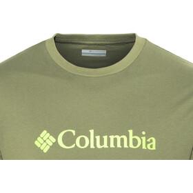 Columbia CSC Basic Logo - T-shirt manches courtes Homme - olive